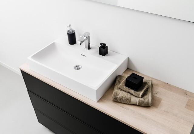 11 tips til det lille badeværelse