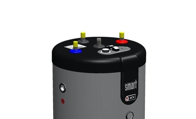 ACV Smart 100 til 240 liter varmtvandsbeholdere