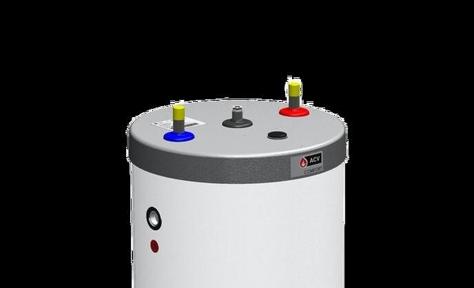 ACV Comfort 100 til 240 liter, varmtvandsbeholdere