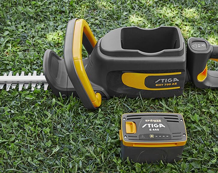 STIGA introducerer ny, innovativ batteriserie