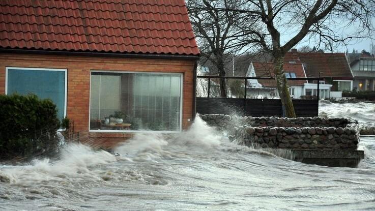 DMI kan nu bedre forudsige stormflod