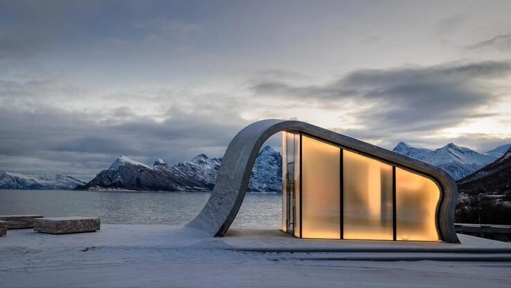 10 norske designer-toiletter
