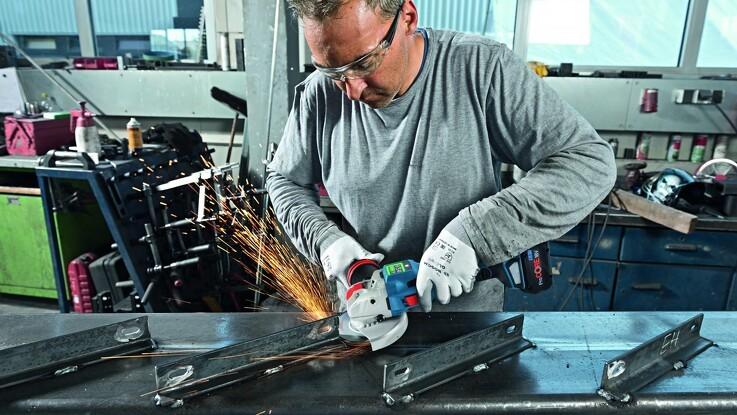 Bosch lancerer Biturbo-vinkelslibere