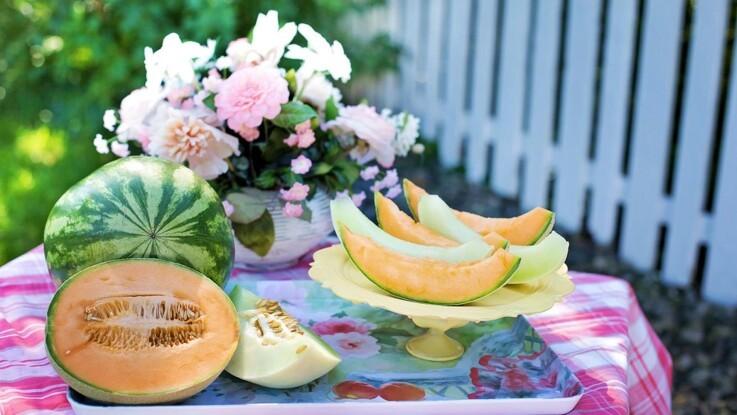 Sådan vælger du den perfekte melon