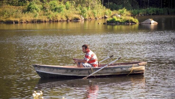 Tag ud og fisk
