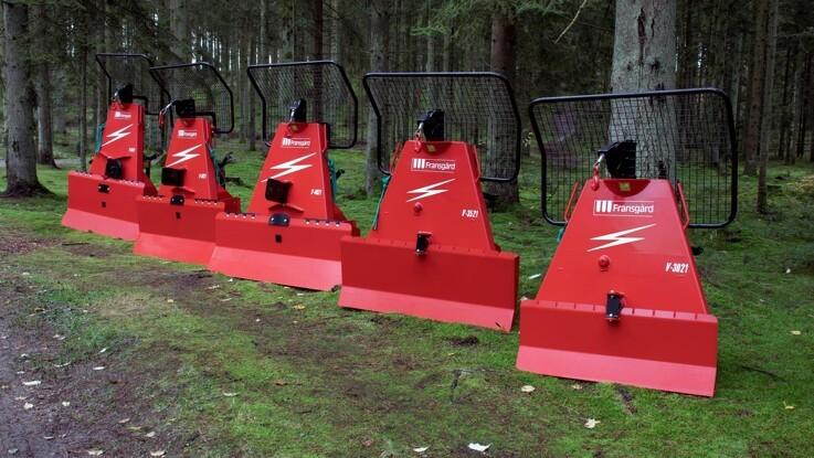 Skovspil har fået en opgradering