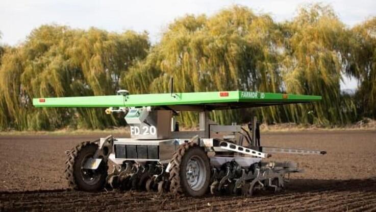 Ny aftale mellem FarmDroid og Telenor skal sikre stabil drift