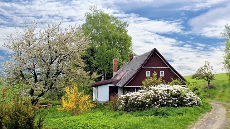 3 tips, når du køber et gammelt hus