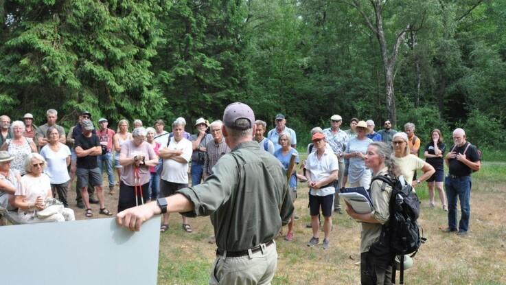 Naturstyrelsen inviterer på vandring i mulige nationalparker