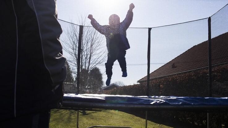 Tjek trampolinen før det er for sent
