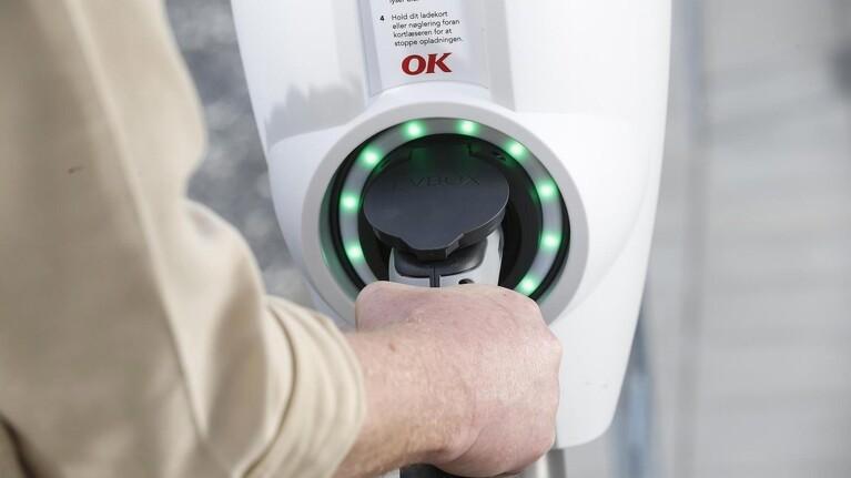 Grøn strøm til elbiler