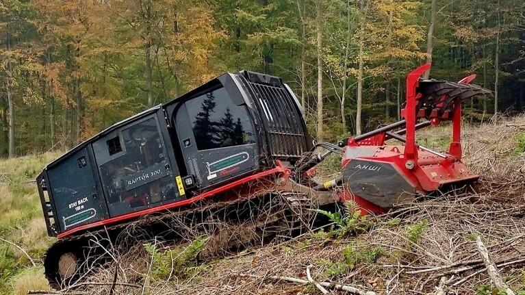 Skoventreprenør skifter til naturgas