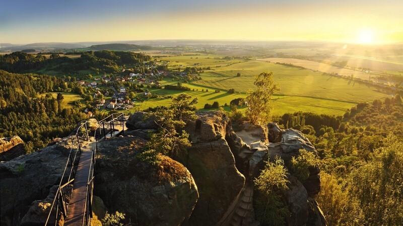 Tag vandreskoene på i Tjekkiet