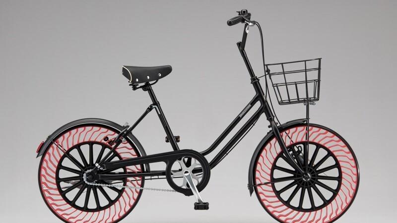 Luft- og punkterfri dæk er snart en realitet