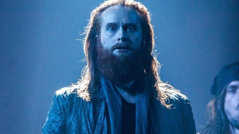 Grand prix-viking åbner hesteshow