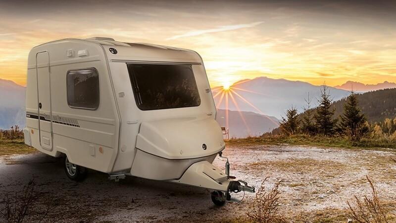 Lille bil udelukker ikke campingdrømmen