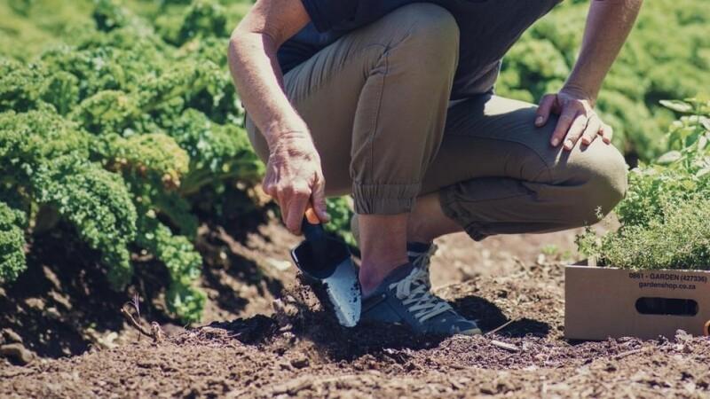 Havearbejde er lige så godt som sex