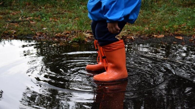 Knastør jord giver fare for oversvømmelser ved skybrud