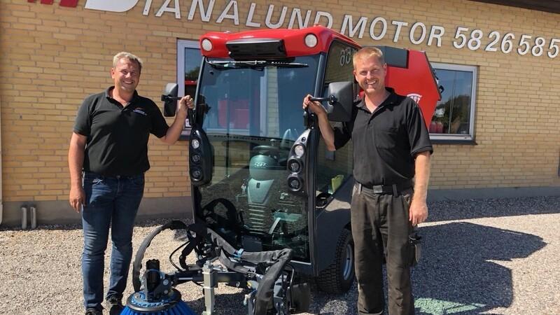 Dianalund Motor bliver Fort-forhandler