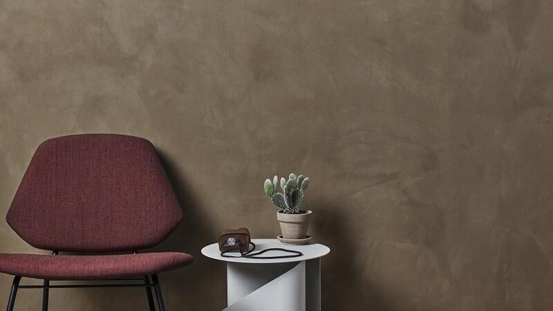 Kulørte rustikke vægge på den nemme måde