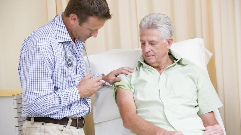 Flere bliver vaccineret mod influenza