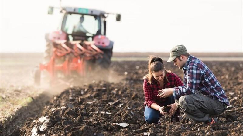 Pas på batteriet i din traktor