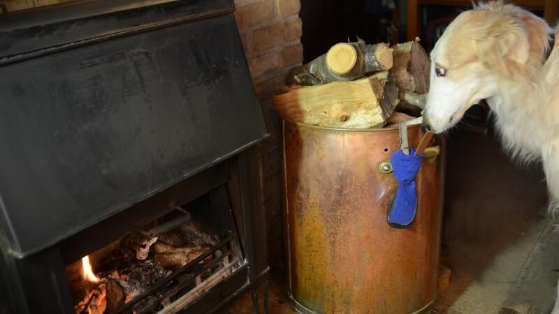 Få penge for at skrotte din gamle brændeovn