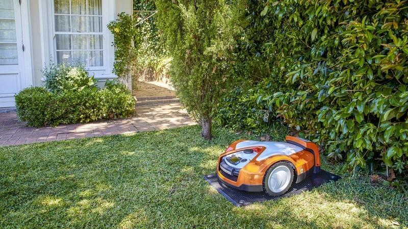 Robotter overtager de danske haver
