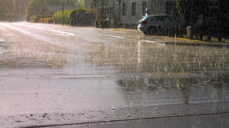 Danmark er blevet både varmere og vådere