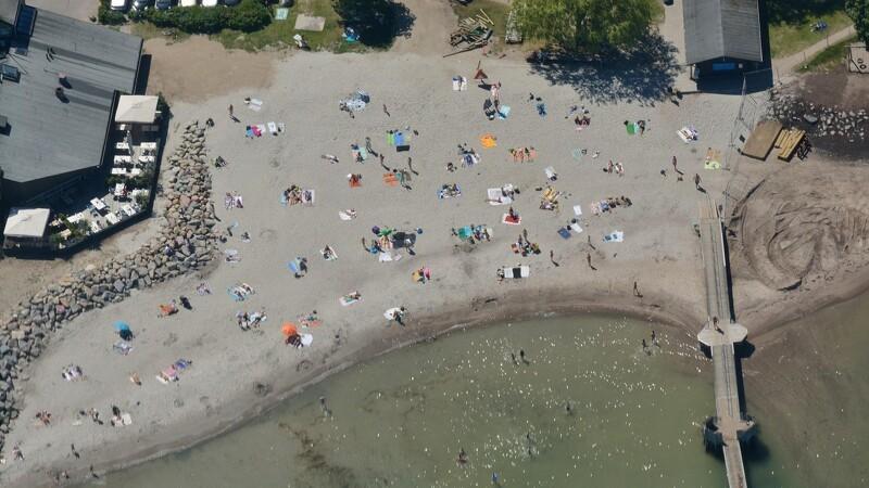 Danske strande er 11. bedst i Europa