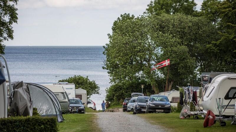 Bedste campingstart i fem år