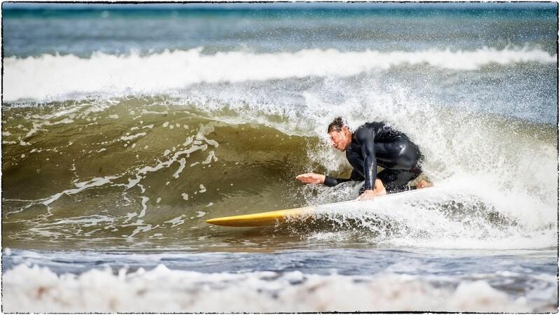 Surf på Den Danske Riviera