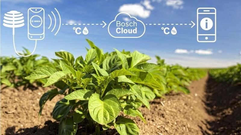 Sensorteknologi gør landbruget mere effektivt