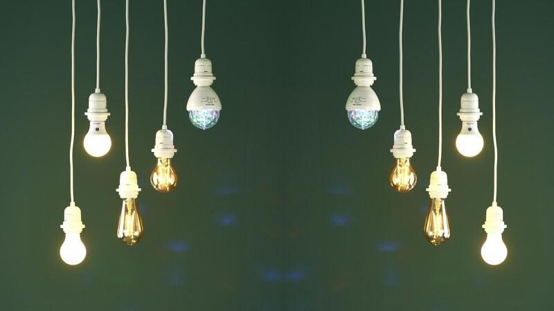 LED-pærer lyser nu som de gamle glødepærer