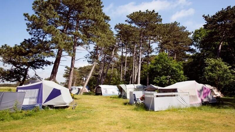 18 statslige campingpladser til salg