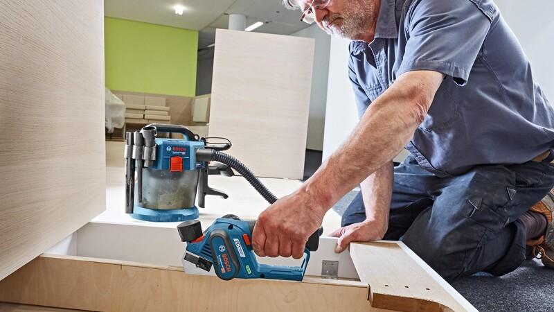 Nye akku-maskiner til den kræsne eller professionelle bruger