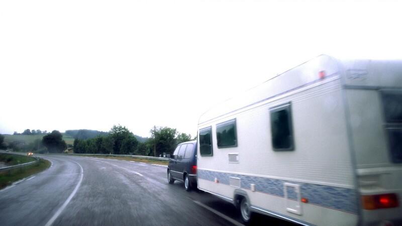 Klargøring af campingvognen
