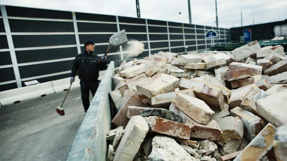genbrug af byggematerialer