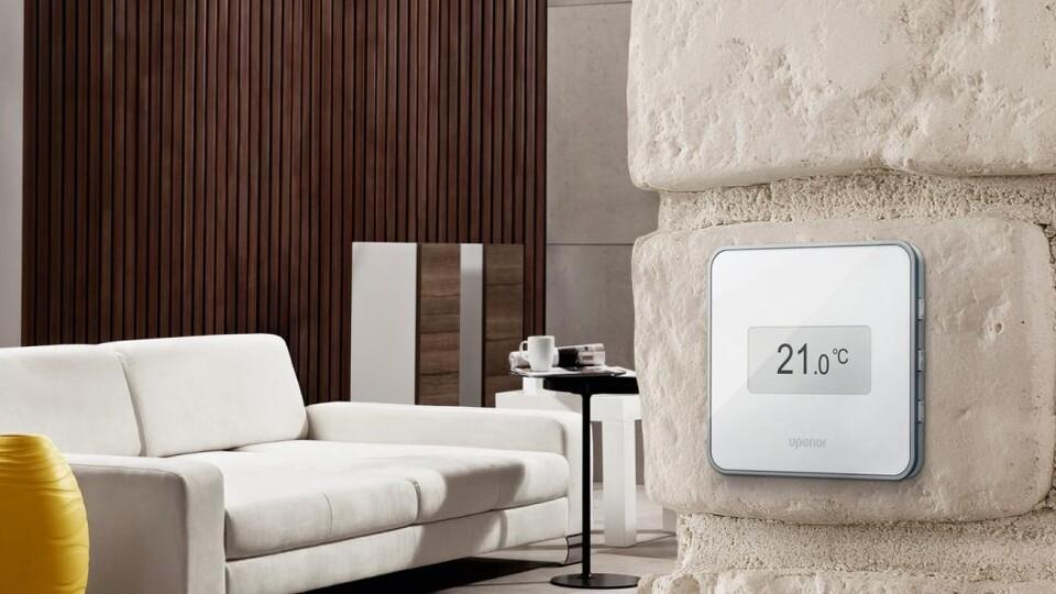 termostater for varmestyring