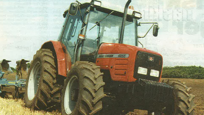 Massey Ferguson 4255